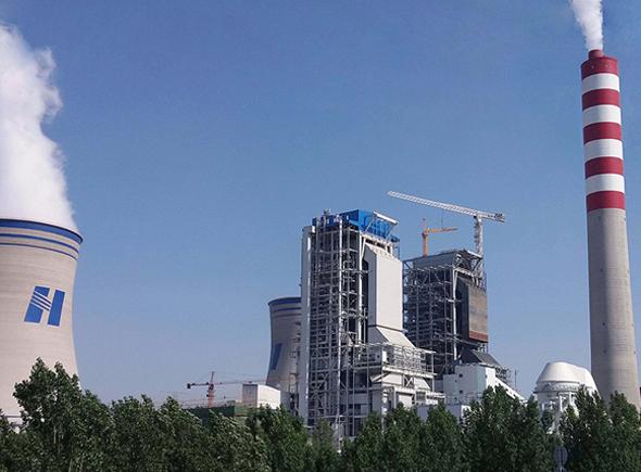 荆门石灰厂-电厂脱硫